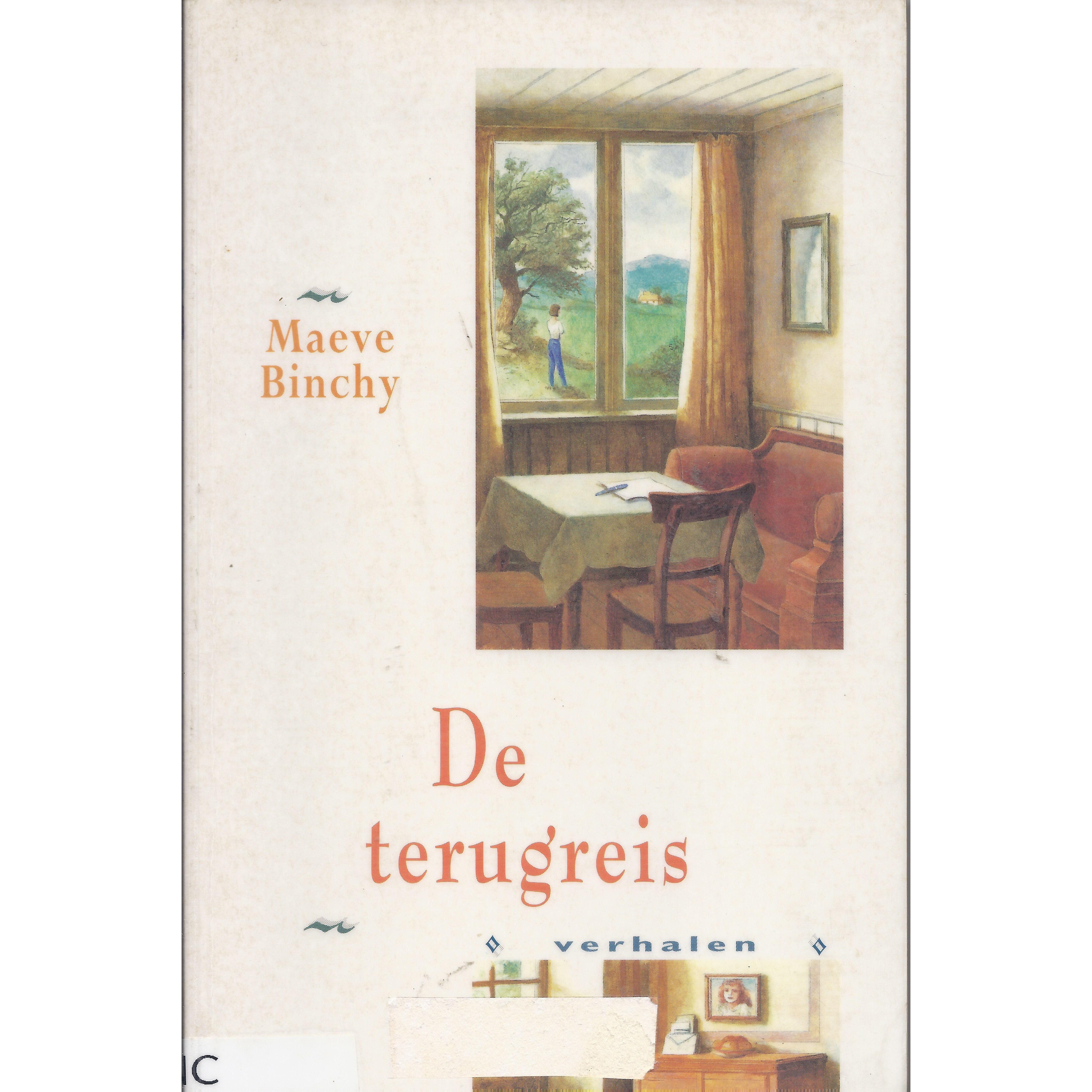 Maeve binchy de terugreis boeken lezen verhalen