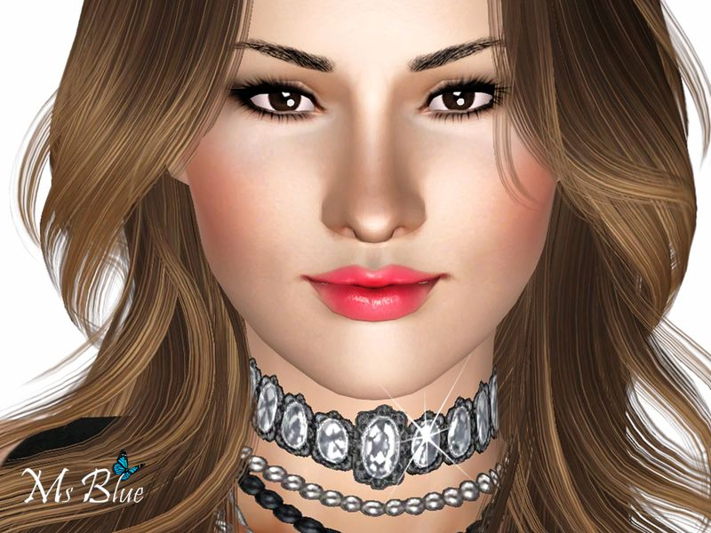 Demi Lovato Sim The Sims 3 Cc Model The Sims 3 Cc Cas