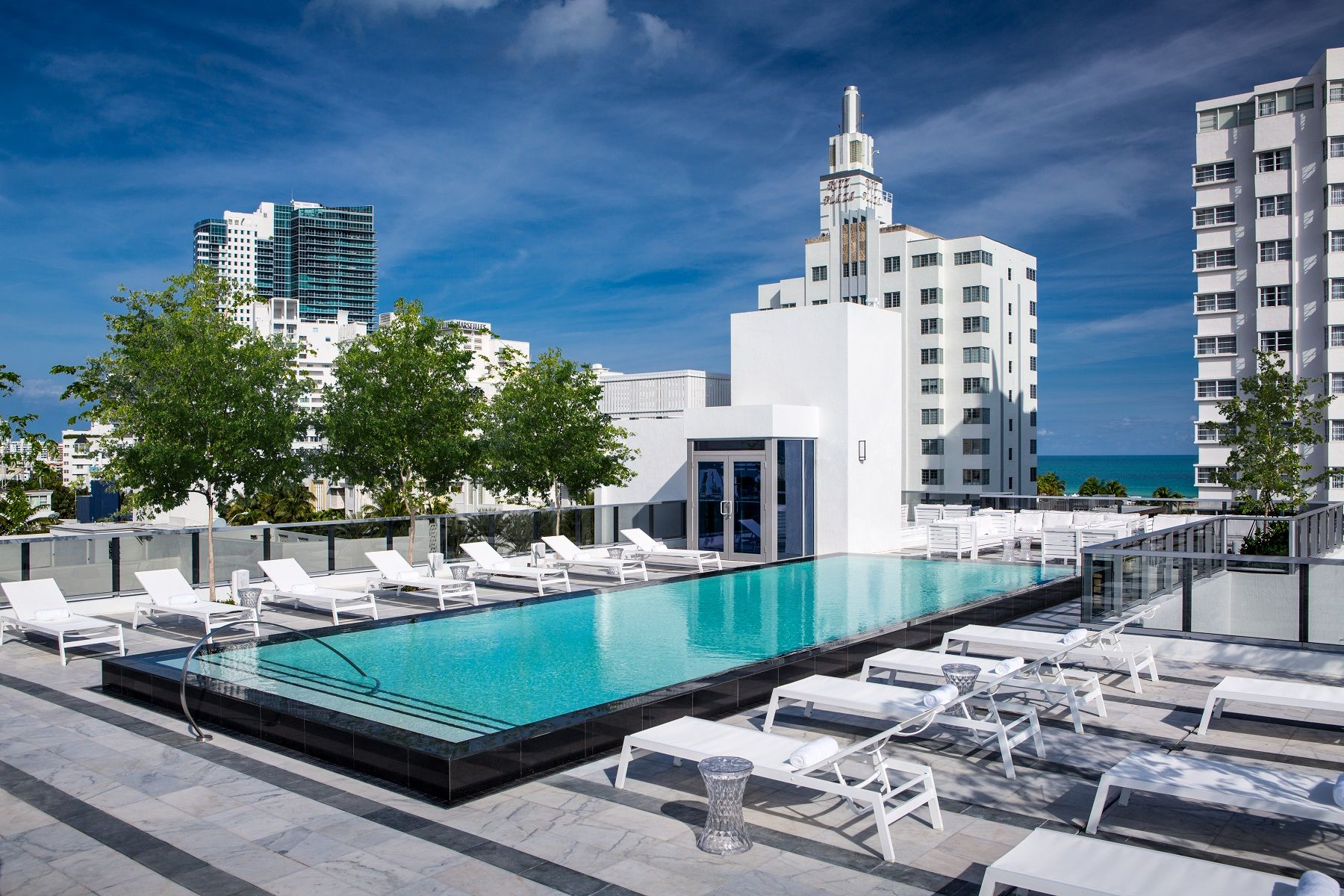 17 best rooftop bars in miami rooftop miami and bar for Best beach boutique hotels