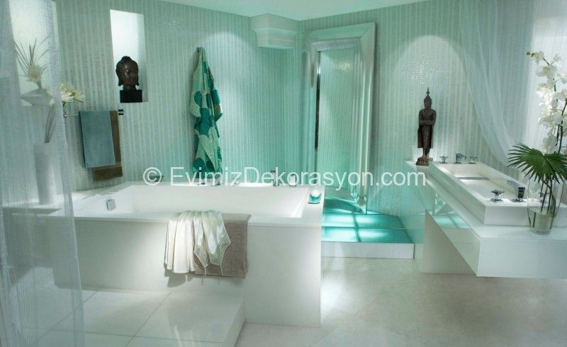 Design Badezimmer 2014 ( Banyo Modelleri ) EvimizDekorasyon | HAMAM ...