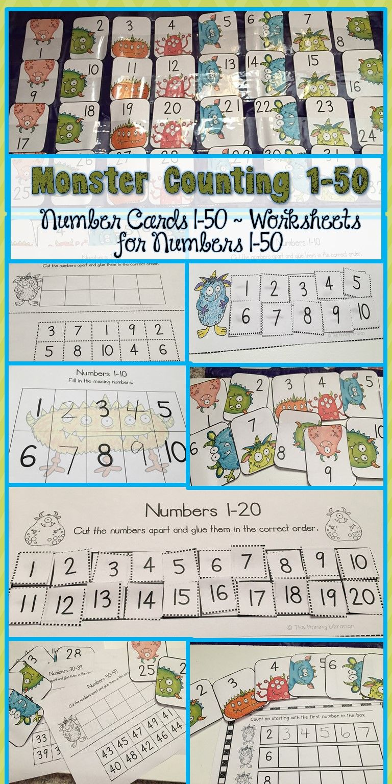Pin by The Picture Book Cafe on Kindergarten Math   Pinterest ...
