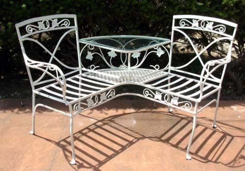 Salterini Tete A Tete SOLD | Great Furniture & Products | Pinterest ...