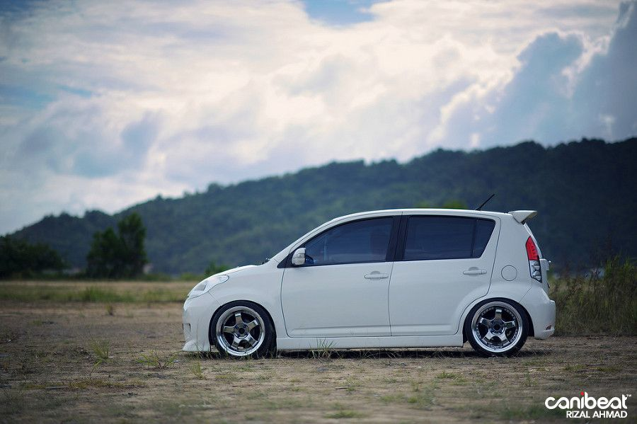 Classicjdm 2007 Perodua Myvi Daihatsu Kia Motors My Dream Car