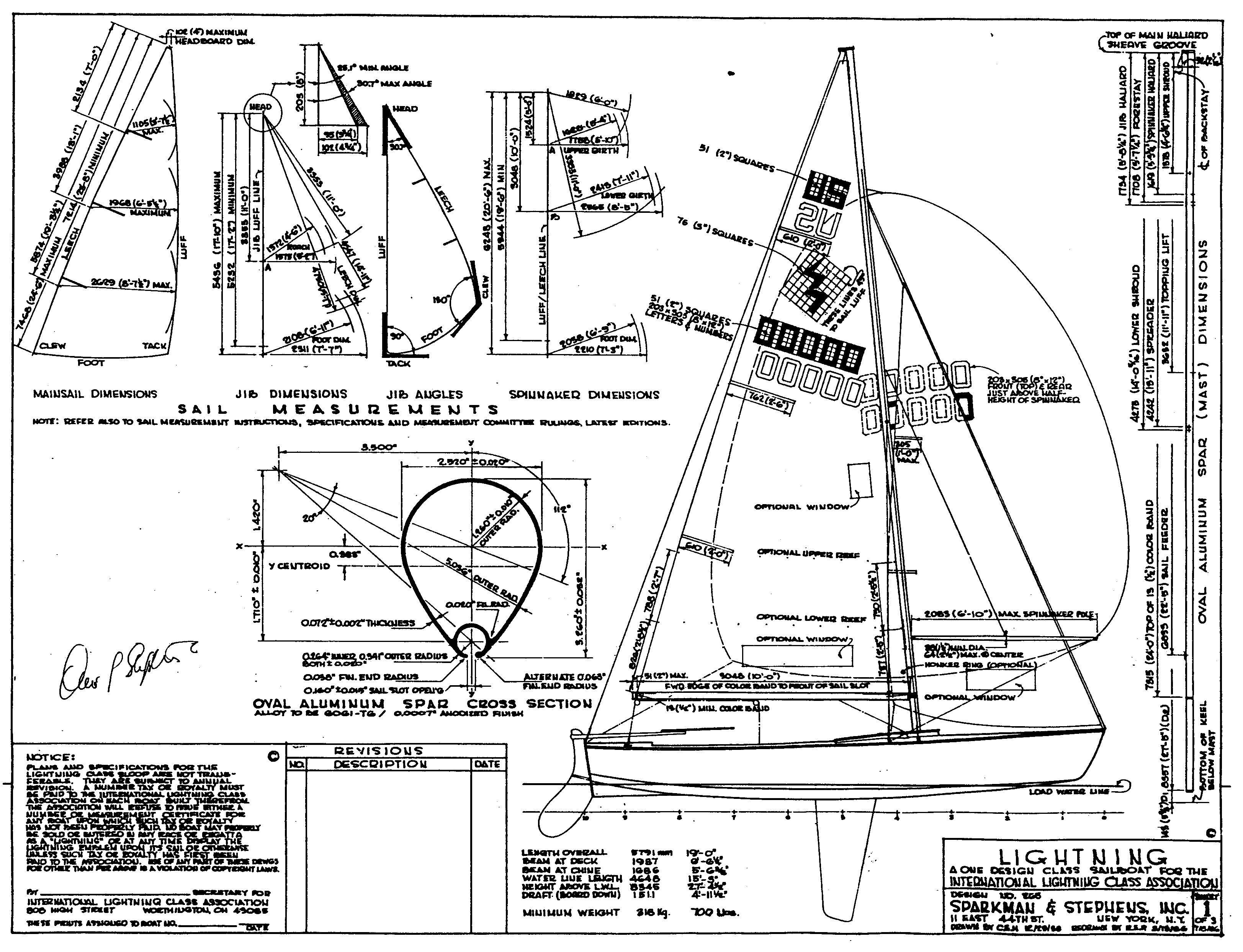 Image Result For Lightning Sailboat