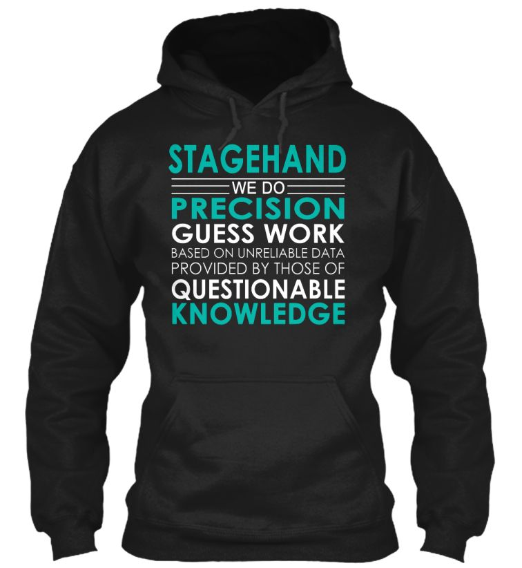 Stagehand - Precision #Stagehand