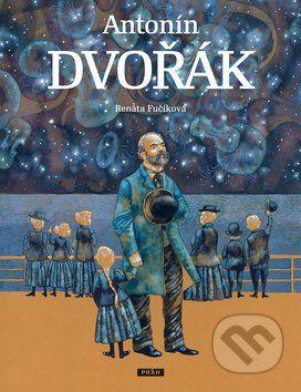ANTONIN DVORAK Kniha o Antonínu Dvořákovi vypráví příběh hudebního génia, o kterém lze bez nadsázky říci, že je nejslavnějším Čechem. Byl autorem nejhranějších skladeb v dějinách hudby, vychoval celou generaci svých následovníků v Čechách i ve Spojených státech...