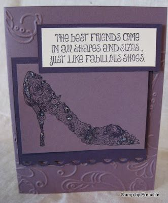 Stamp & Scrap with Frenchie: Stampin'Up! Fabulous You! with color coach