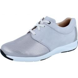 Photo of Ganter Gianna G lightgr / silvergr soft nubuck / Metalicmesh Rustic GanterGanter
