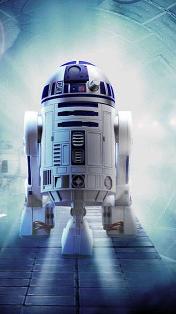 Star Wars Wallpaper R2 D2 Droid Factory Fondos De Star Wars