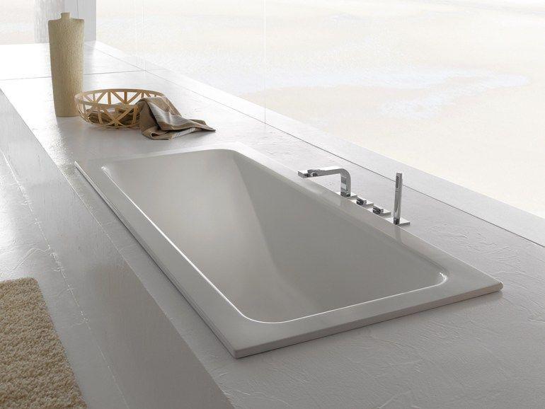 Vasca Da Bagno Rettangolare : My art vasca da bagno rettangolare ubq mya v villeroy boch