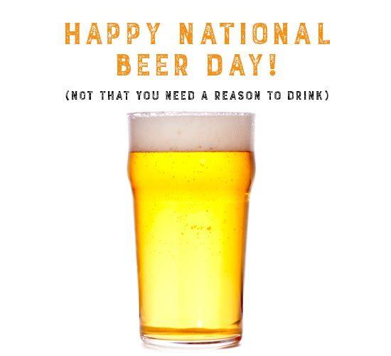 Send An Ecard Beer Day Beer Facts Beer