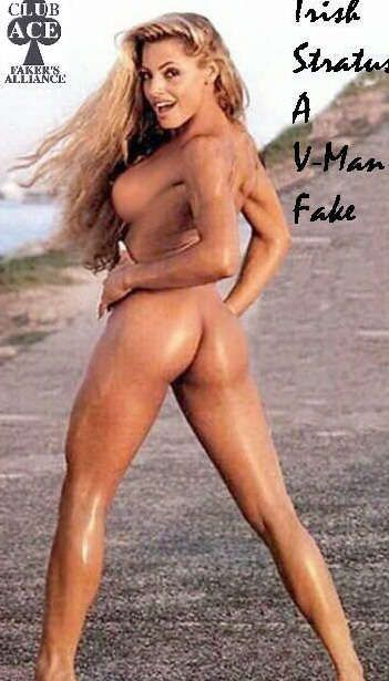 Nude Photos Of Trish Stratus