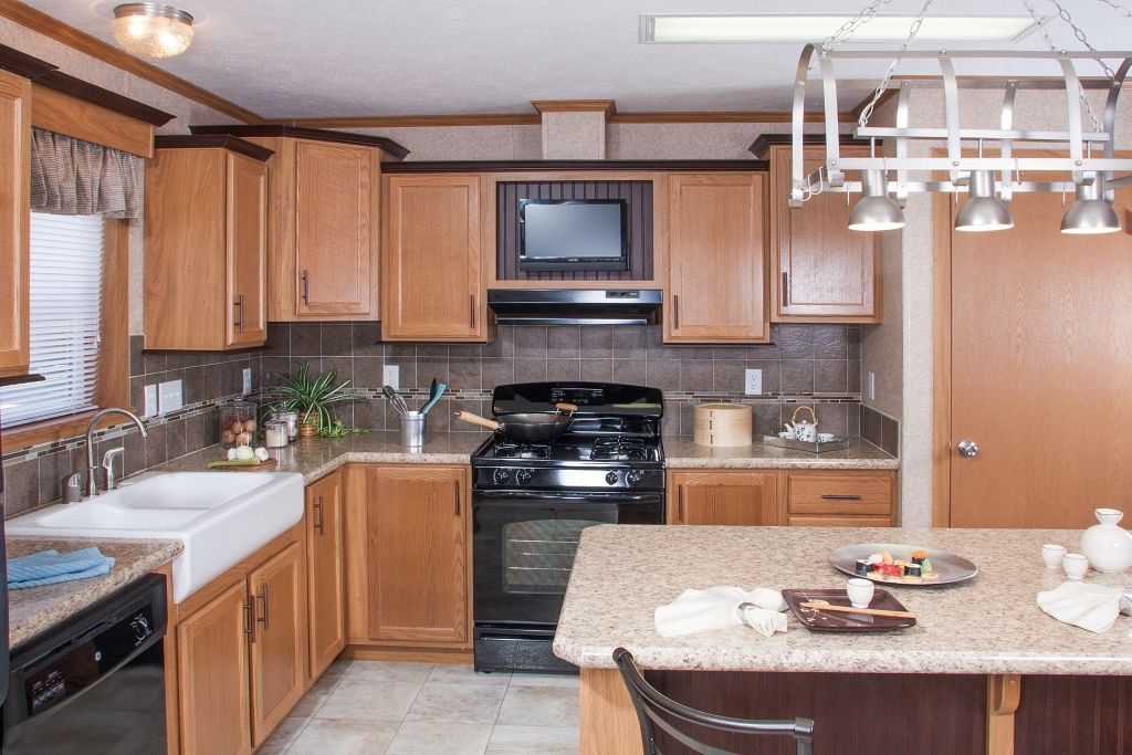 Colony Factory Crafted Ranch A3181A - Eastland Home Great ...