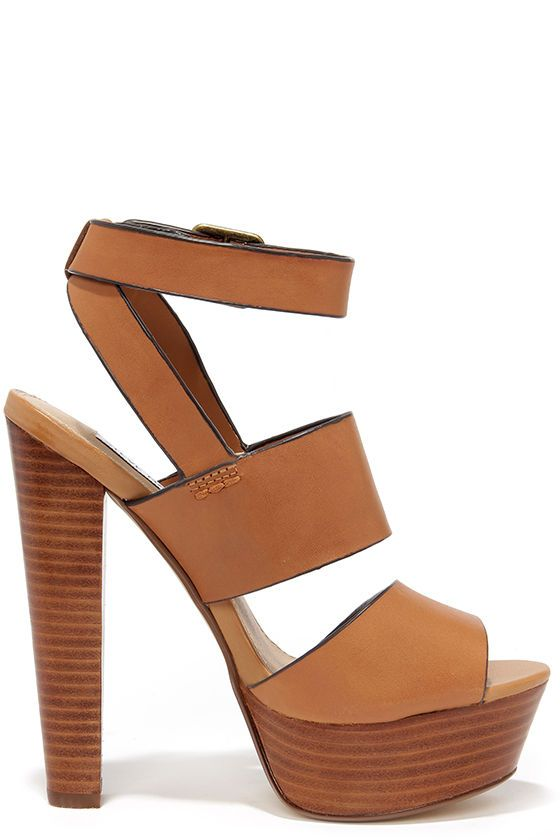 40968fc2f12 Tan Leather · You re no amateur when it comes to heels