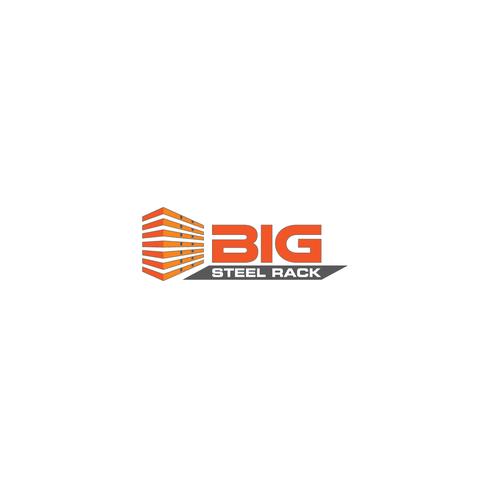 Big Steel Rack Big Logo Contest For Big Steel Rack Help Design A Great Looking Logo For A Unique Storage Solution Big Steel Racks Unique Storage Logo Design