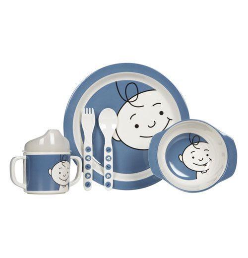 "Baby Dish Set ""Peek-A-Boo"""