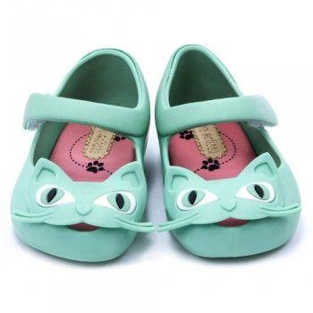 Melissa Mini Kotki Shu Luv Luksusowe Obuwie Oraz Akcesoria Baby Shoes Shoes Fashion