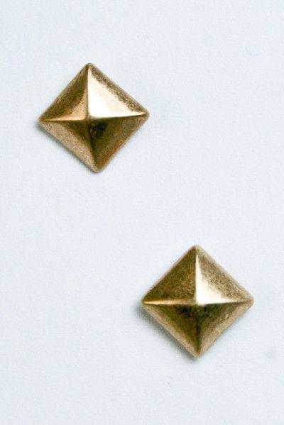 Square Stud Earrings $5.99