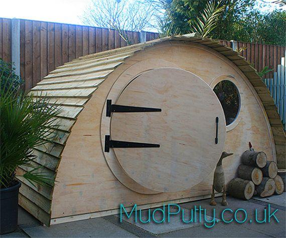 avoir une partie de hobbit dans votre jardin de. Black Bedroom Furniture Sets. Home Design Ideas