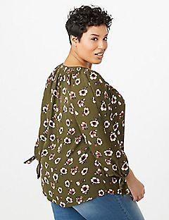 Plus Size Blouses, Shirts, & Tops For Women | dressbarn ...