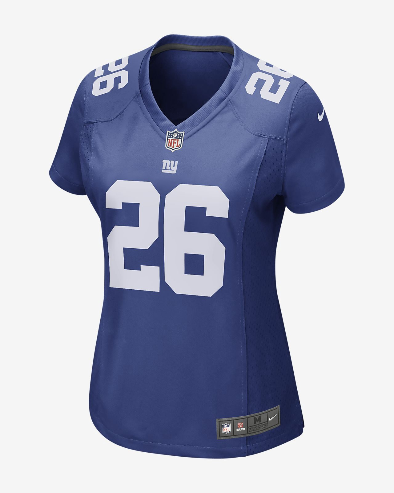 d340403976c Nike Nfl New York Giants Game (Saquon Barkley) Women's Football Jersey -  2Xl (20–22) Blue