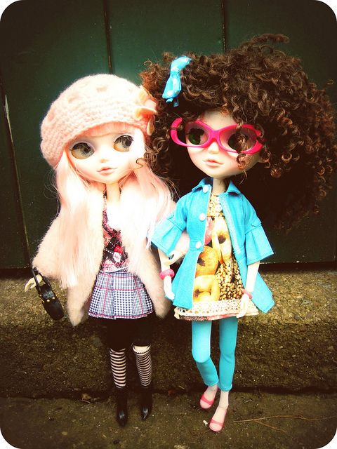 Tangkou Girls Mallow and Ginny by **BaD_JuJu**, via Flickr