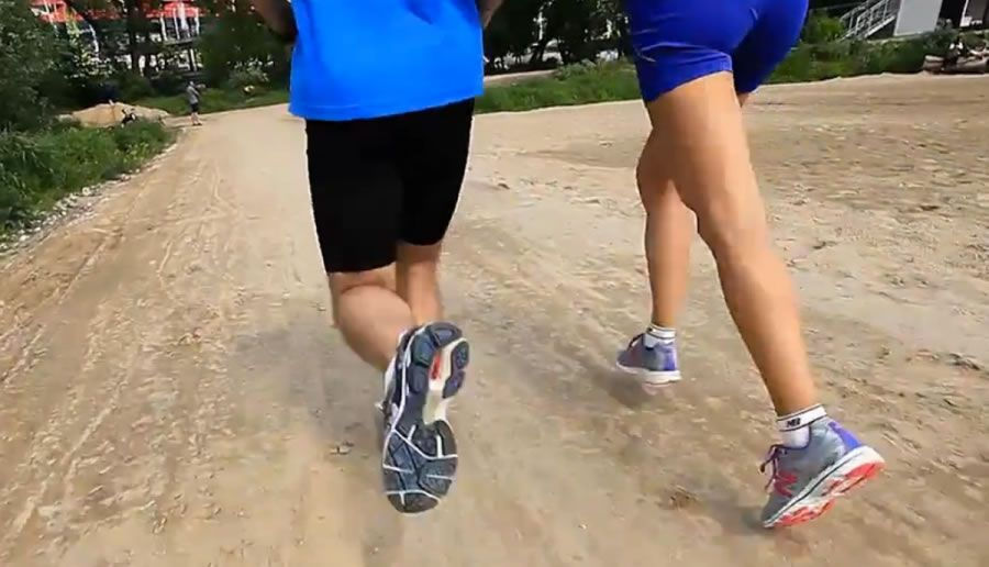 Prawidlowa Technika Biegu Treningbiegacza Pl Running Tretorn Sneaker Sneakers