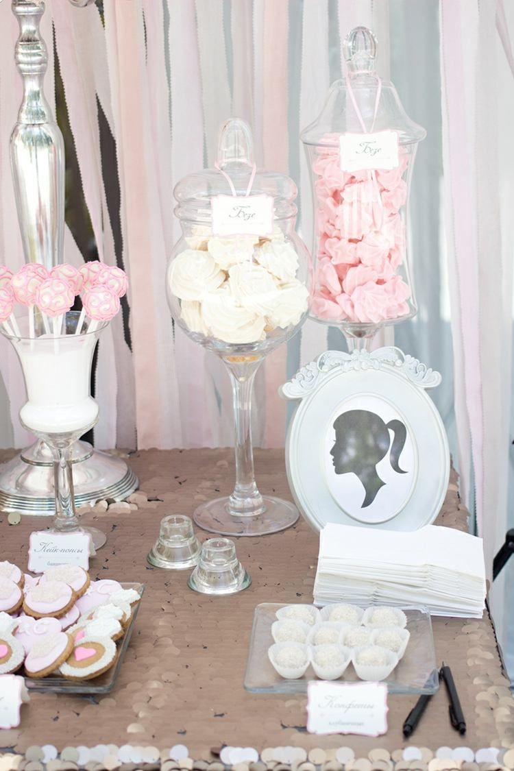105 idées décoration mariage – fleurs sucreries et bougies invitent
