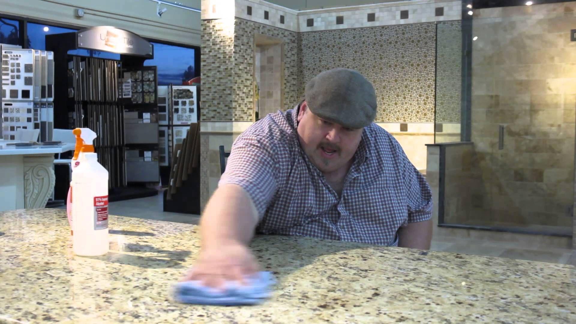 How to clean granite countertops by granite marble