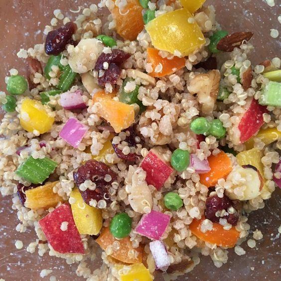 Quinoa Salad, Salad, Real