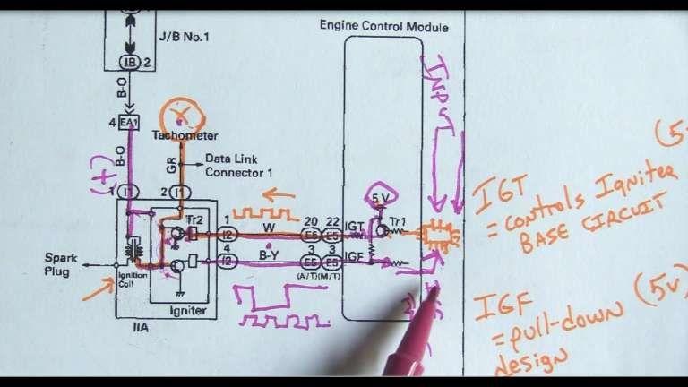 12 toyota 5a engine wiring diagram  engine diagram