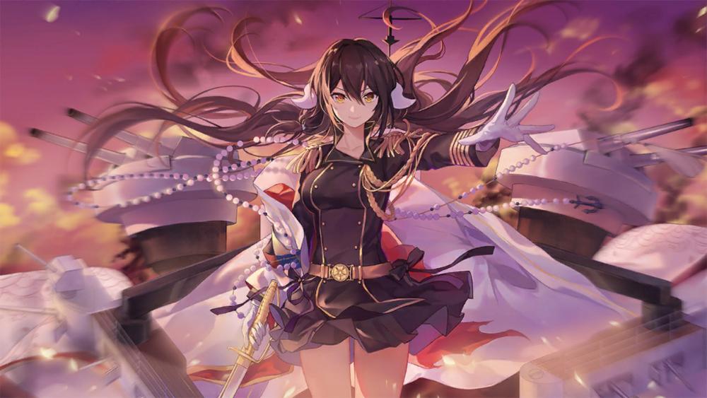 Mikasa Anime, Mikasa, Female anime