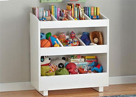 Our Mdf Bookshelf Offers Plenty Of Storage For Books And Toys A Child S Bedroom