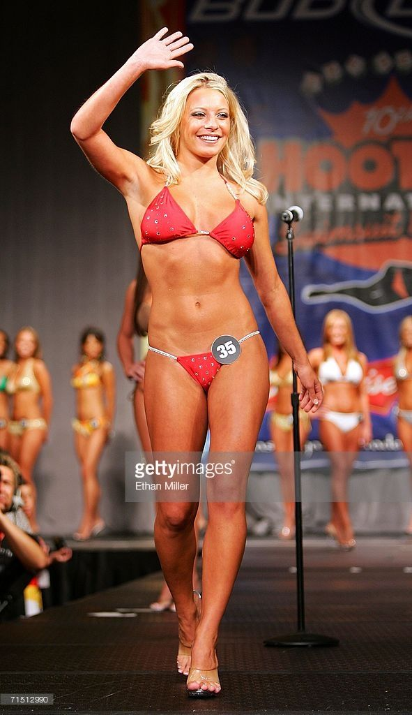 Pageant hooters swimsuit girls international