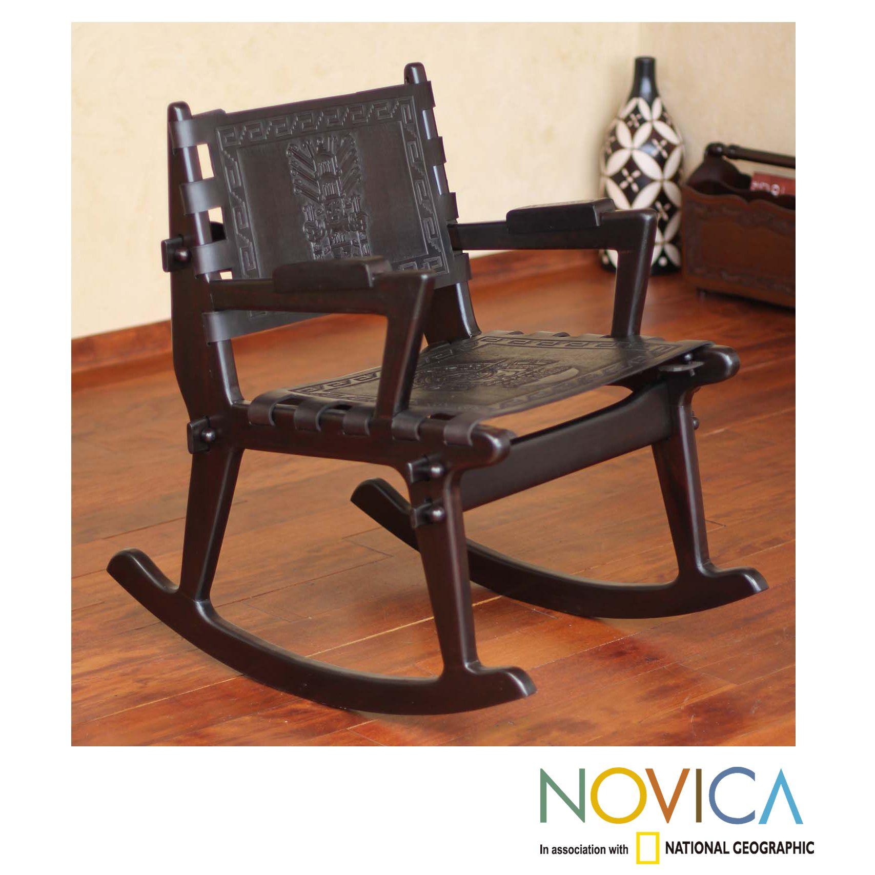 Chaving rocking chair doug stephen pinterest deities peru