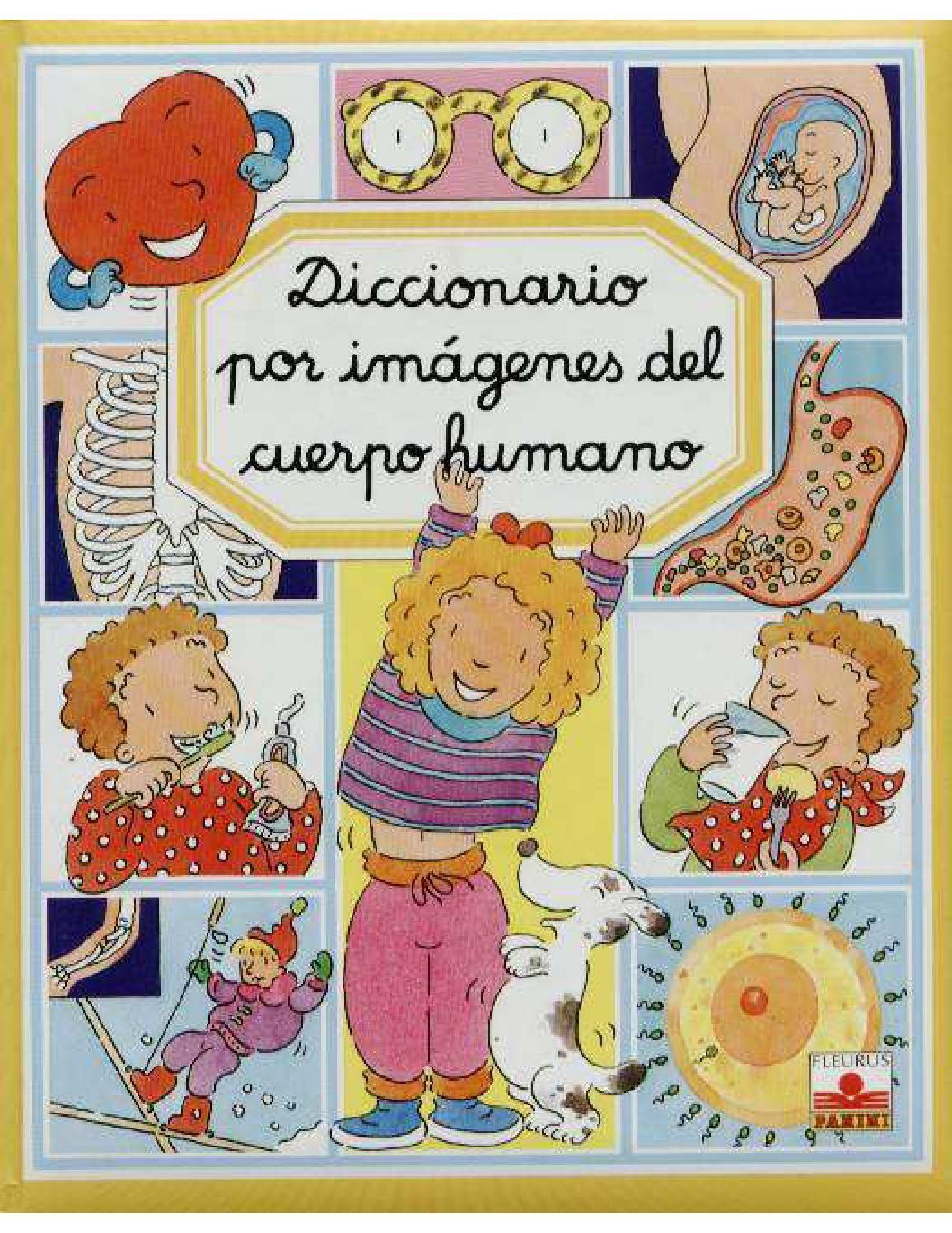Diccionario por imágenes del cuerpo humano | Imágenes del cuerpo, El ...