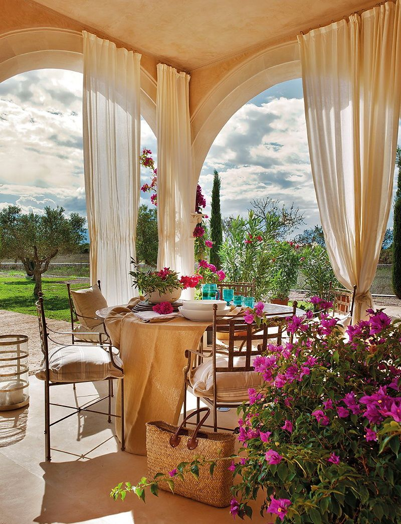 O Frescor De Uma Casa De Verão!por Depósito Santa Mariah