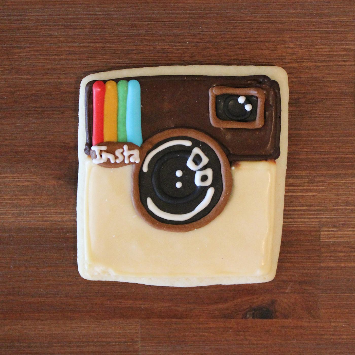 Instagram Cookies! Ios app icon, App icon, Buy instagram