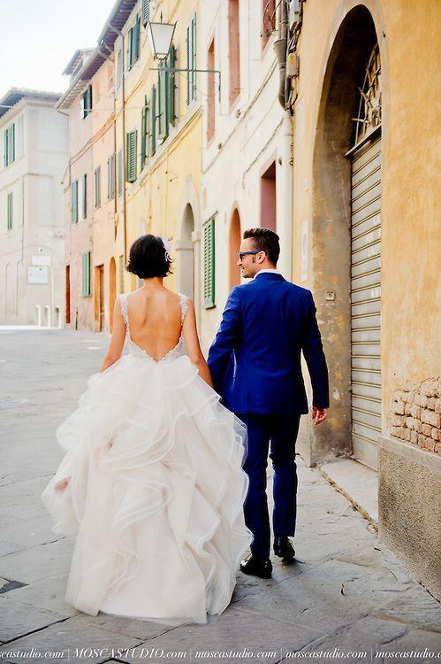 Alvina Valenta Style 9450 / Xiao & Mirco | 5/16/2015 Castello Di Leonina, Asciano, Tuscany, Italy | Images by http://MoscaStudio.com #moscastudio #xiaomirco #tuscanywedding #weddingstyle | MoscaStudio - Professional Photography Studio
