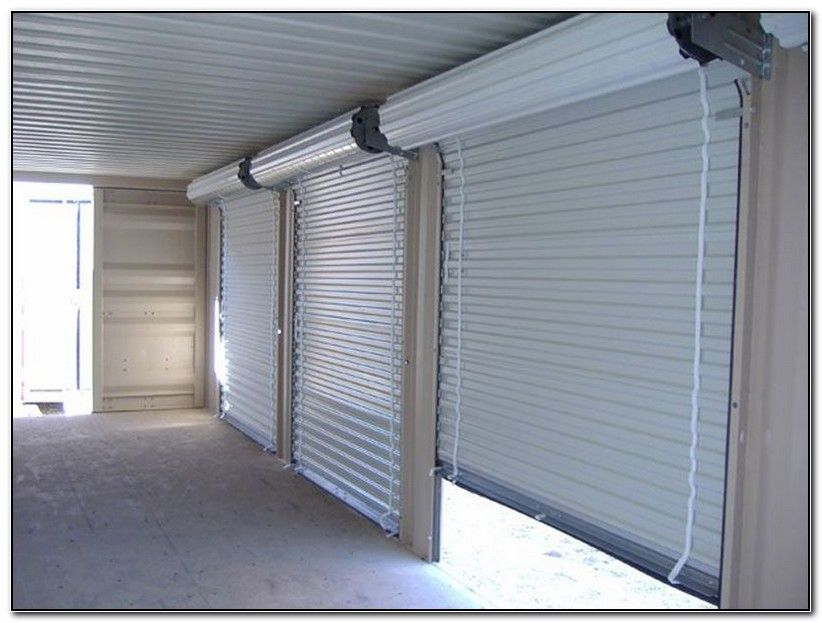 Insulated Steel Roll Up Garage Doors Check More At Https Gomore Design Insulated Steel Roll Up Gara Garage Doors Roll Up Garage Door Garage Door Installation