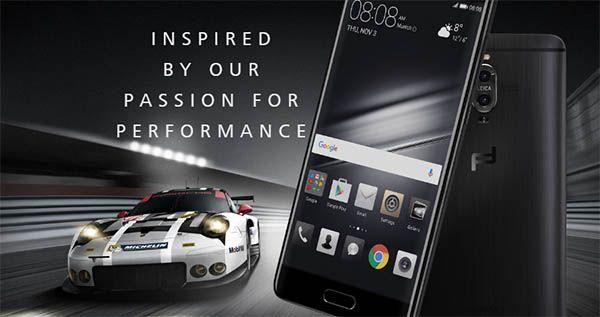 Huawei Mate 9 Porsche Design Este Cel Mai Scump Telefon