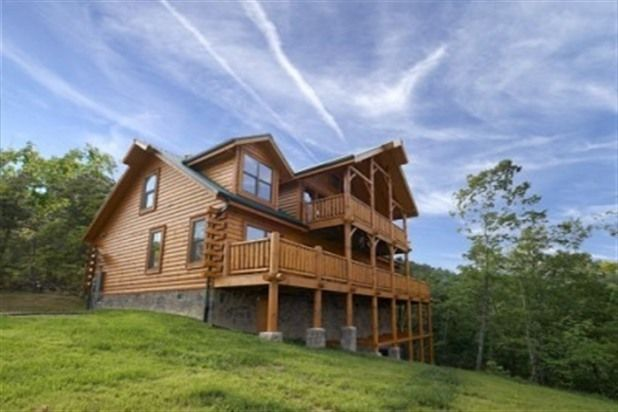 4 Bedroom Cabin Rental In Pigeon Forge Tennessee Usa A View To A Dream Getaway In Pigeon