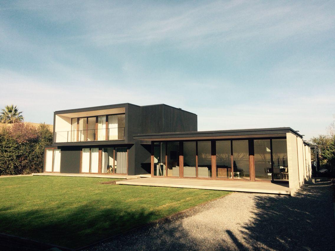 Casa Espino, chicureo Claudio Labarca Arquitecto   A+D Proyectos @proyectoad @clabarcam