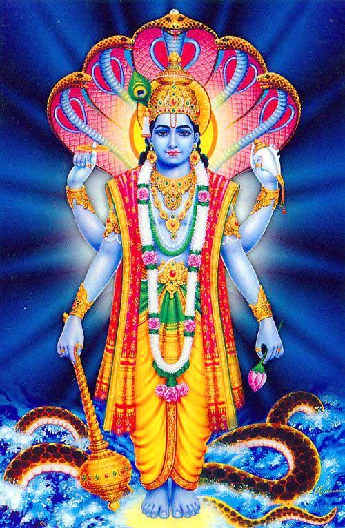 Lord Vishnu Image Poster In 2019 Vishnu Mantra Lord Vishnu