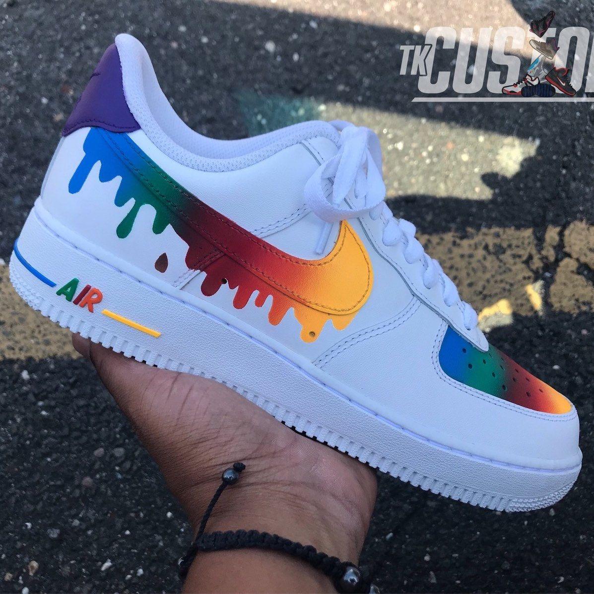 rainbow air force 1 Off 67%