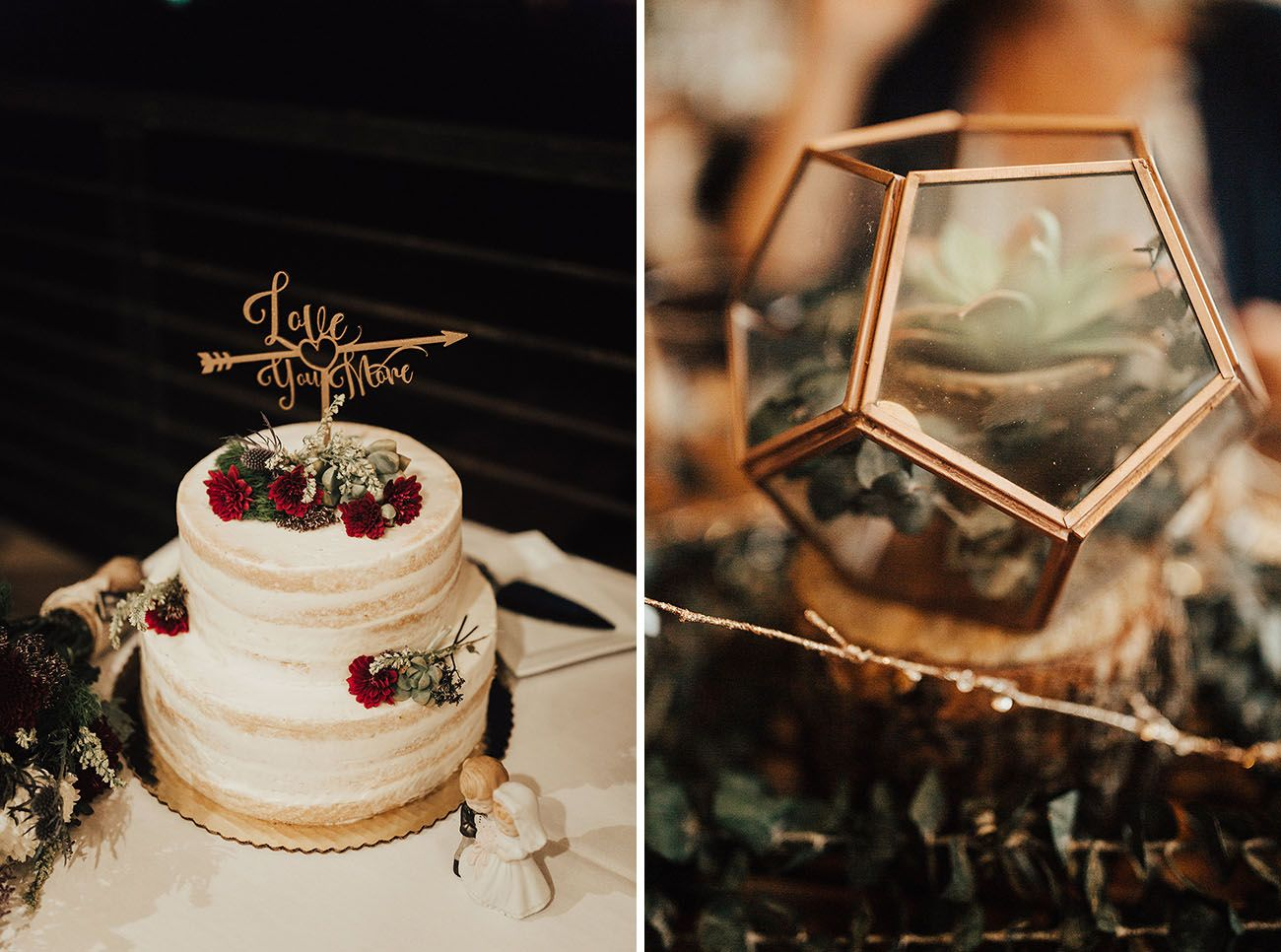 Wedding decorations near me october 2018 Wedded in the Woods of Grand Teton National Park  Winter weddings