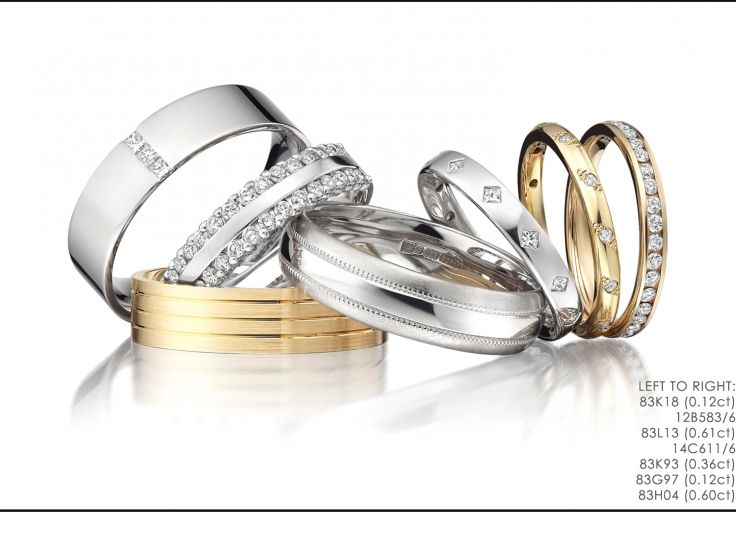 charles green wedding rings and jewellery manufacturer available - Green Wedding Rings