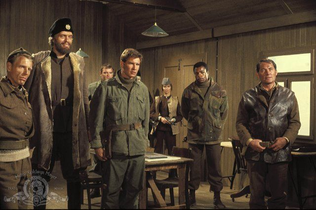 Force 10 From Navarone 1978 Richard Kiel Carl Weathers Harrison Ford Force 10 from Navarone