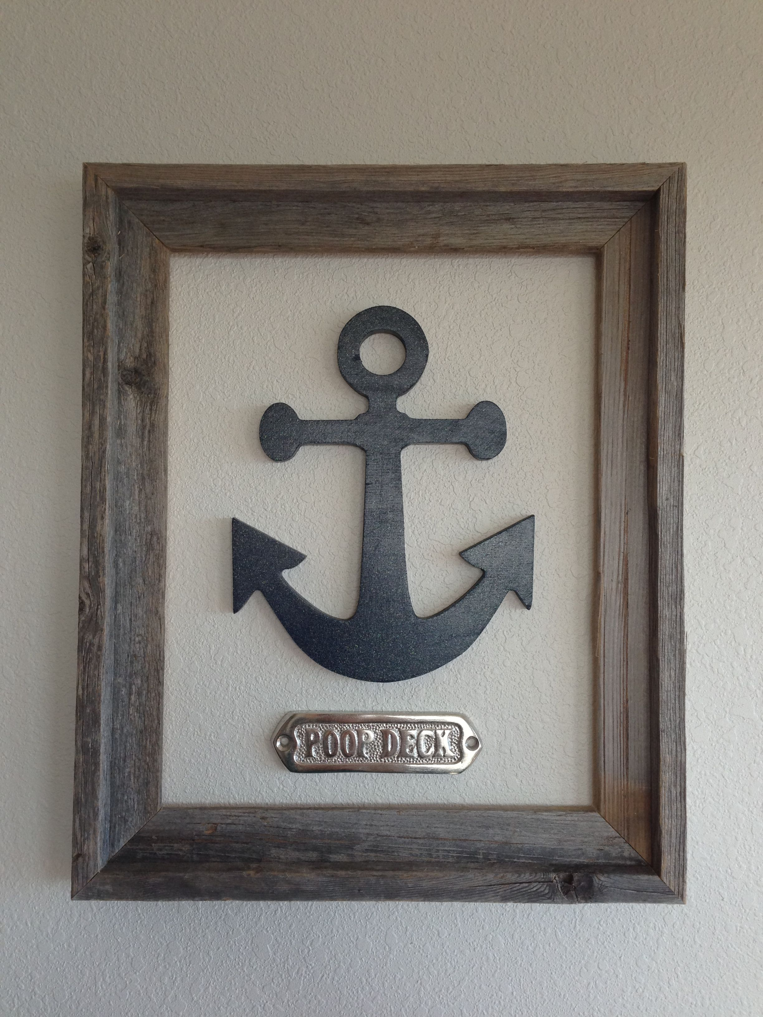 Photo Album Gallery Nautical Ocean Under the Sea Nursery Changing table sign poop deck