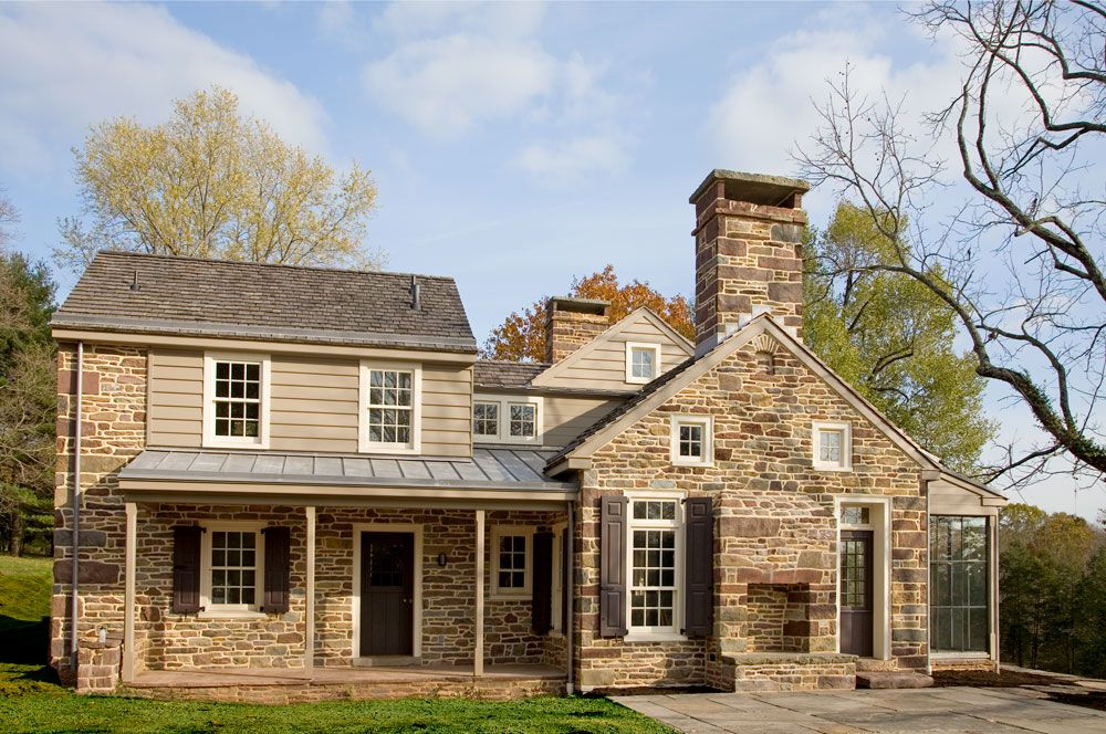Fredendall Building Company Historic Restoration Custom Cabinetry Green Homes Building Design In Bucks Co Home Building Design Stone Houses Building Design